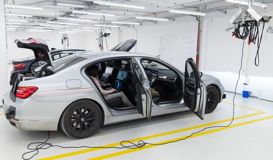 BMW autonomous driving campus 18 testauto