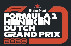 GP 19 Formula1 Heineken Dutch GP logo