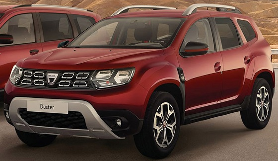 Dacia Serie Limitee Tech Road 19 Duster