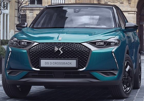 DS3 Crossback 18 neus