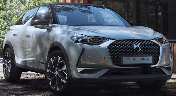 DS3 Crossback 18 rv