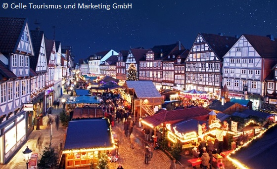 Celle kerstmarkt