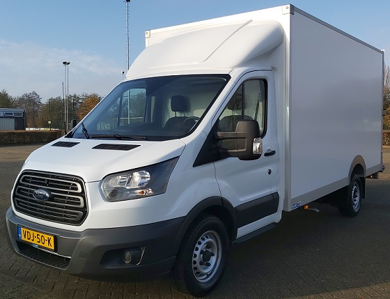 Ford QVM 20 Smartbox lv