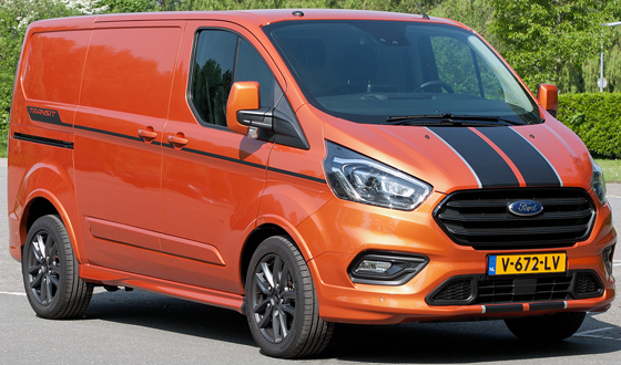 Ford Transit CS 18 rv