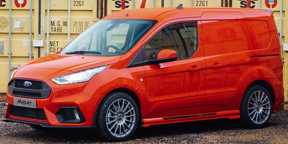 Ford Transit Connect MS RT 21 lv