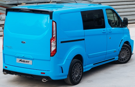 Ford Transit Custom MS RT 21 ra