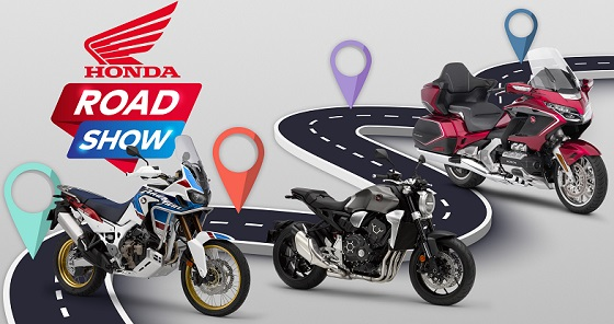 Honda RoadShow 2018