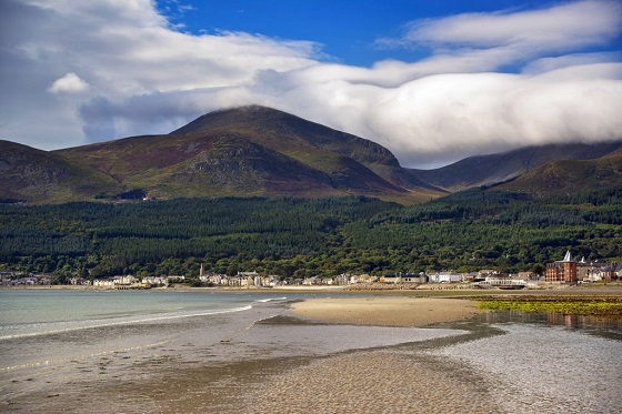 Mourne Mountains Co Down