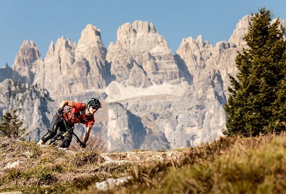 Dolomiti Paganella Bike High
