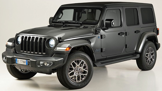 Jeep Wrangler 4xe First Edition 21 lv