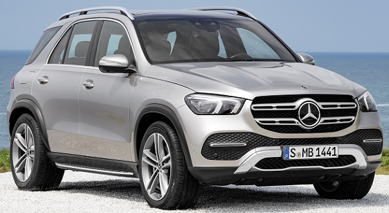 Mercedes Benz GLE 18 rv