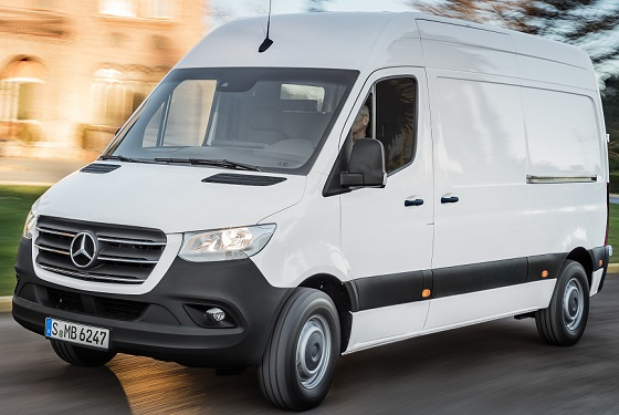 Mercedes Benz Sprinter 18 lv