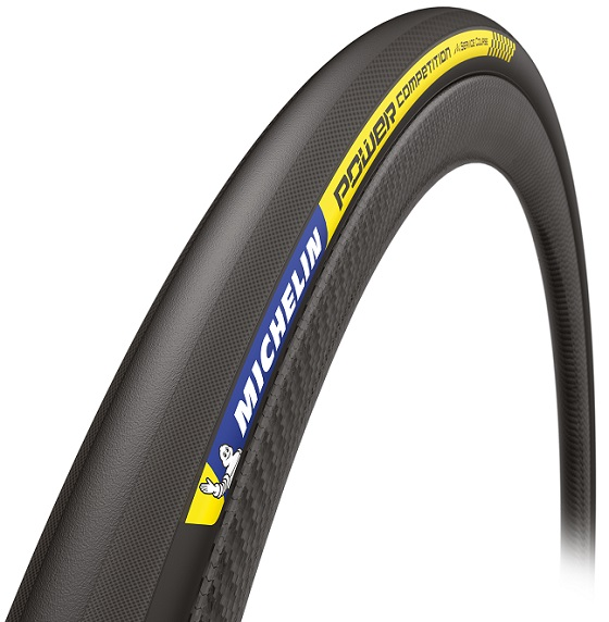 Michelin Power Competition SC Tubular 19 profiel