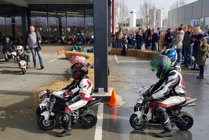 RACE KIDS demo goedhart 18