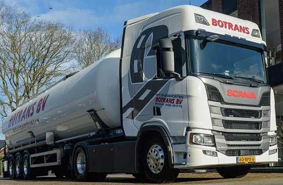 Scania R450 Botrans 21 rv