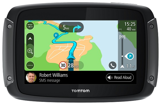 TomTom RIDER 550 18 front