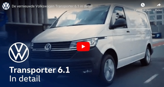 Volkswagen Transporter 6.1 19 youtube