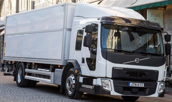 Volvo FE Low Entry Cab 18 rv